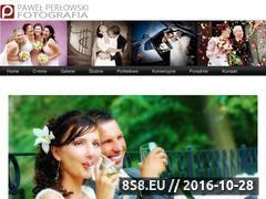 Miniaturka domeny pawelperlowski.com