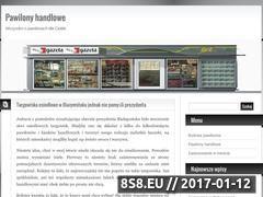 Miniaturka domeny pawilony-handlowe.eu