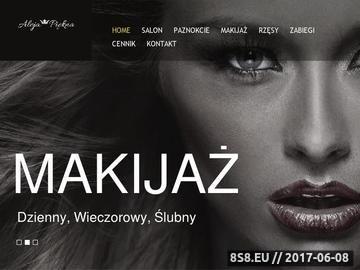 Zrzut strony Paznokcie Reda, Sopot, Trójmiasto, Wiczlino, Gdynia, Rumia