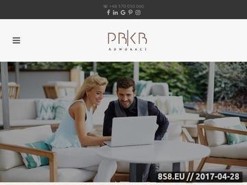 Zrzut strony Adwokat Kraków
