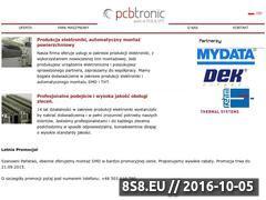 Miniaturka domeny pcbtronic.pl