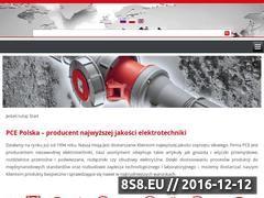 Miniaturka domeny pce.pl