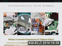 Miniaturka domeny pcfighters.pl