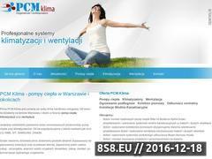 Miniaturka domeny pcmklima.pl