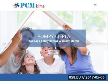 Zrzut strony Pompy ciepła Warszawa - PCM Klima