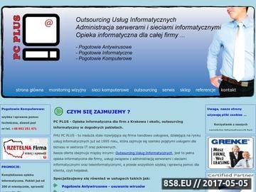 Zrzut strony PC Plus