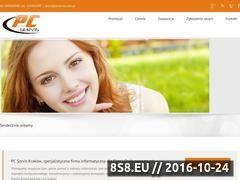 Miniaturka domeny pcservis.com.pl