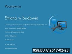 Miniaturka domeny pecetownia.pl