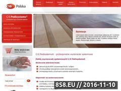 Miniaturka domeny www.pedisystems.pl