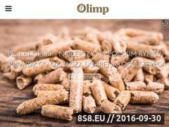 Miniaturka domeny www.pellet-olimp.pl