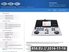 Miniaturka Pracownia Elektroniki Medycznej - sprzęt medyczny (www.pem.pl)