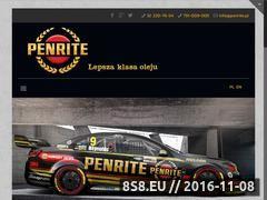 Miniaturka domeny www.penrite.pl