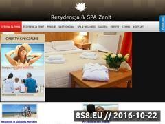 Miniaturka domeny www.pensjonatzenit.pl
