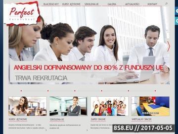 Zrzut strony Angielski Białystok