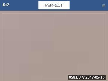 Zrzut strony Perfect Construction - wykończenie pod klucz