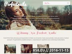 Miniaturka domeny perfectnails.pl