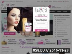 Miniaturka domeny www.perfumy-perfumeria.pl