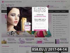 Miniaturka domeny www.perfumyperfumeria.pl