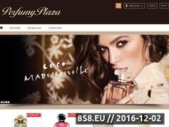 Miniaturka domeny perfumyplaza.pl