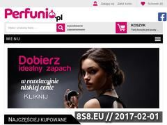 Miniaturka domeny perfunio.pl