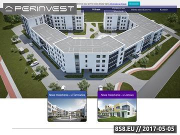 Zrzut strony Nowe mieszkania na sprzedaż