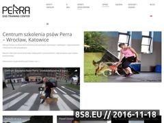 Miniaturka domeny perra.pl