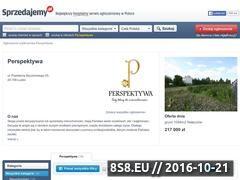 Miniaturka domeny perspektywa.sprzedajemy.pl