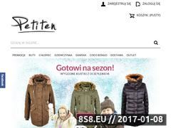 Miniaturka domeny www.petiten.pl
