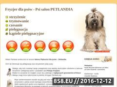 Miniaturka Psi fryzjer Kędzierzyn - psi salon (petlandia.com.pl)