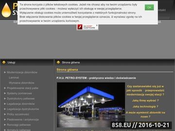 Zrzut strony Likwidacja zbiorników i stacji paliw