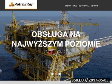 Zrzut strony Olej napędowy - cena