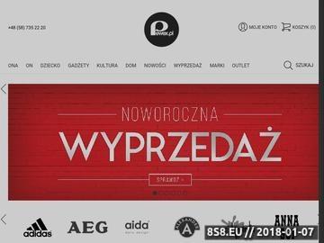 Zrzut strony Pewex.pl