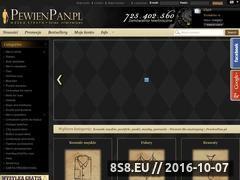 Miniaturka domeny pewienpan.pl