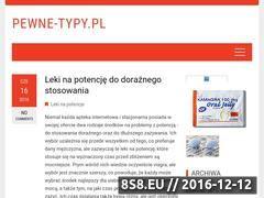 Miniaturka domeny www.pewne-typy.pl