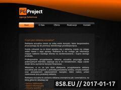 Miniaturka domeny www.pg-project.pl