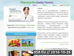 Miniaturka domeny pharmavita.pl