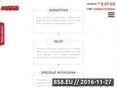 Miniaturka domeny www.phmajus.pl
