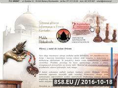 Miniaturka domeny www.phorient.com.pl