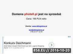 Miniaturka Photell Wrocław - projektowanie stron (photell.pl)