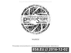 Miniaturka domeny photostory.com.pl
