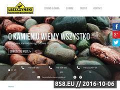 Miniaturka domeny www.phu-leszczynski.pl