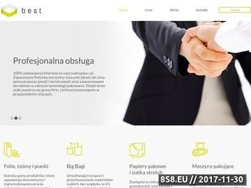 Zrzut strony Firma Phubest