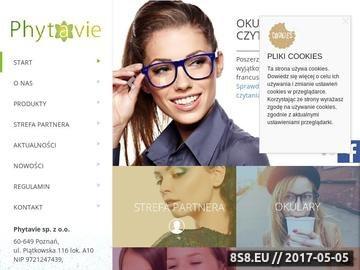 Zrzut strony Naturalne suplementy diety i akcesoria kosmetyczne