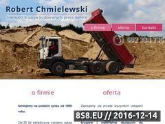 Miniaturka domeny www.piasek-transport.pl