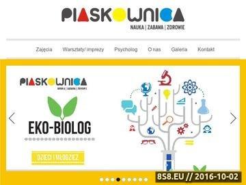 Zrzut strony Zajęcia dla dzieci - Łódź Piaskownica
