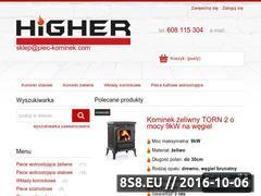Miniaturka domeny piec-kominek.com