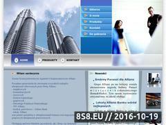 Miniaturka domeny www.piecinska.pl