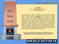 Miniaturka domeny www.piecokominki.afr.pl