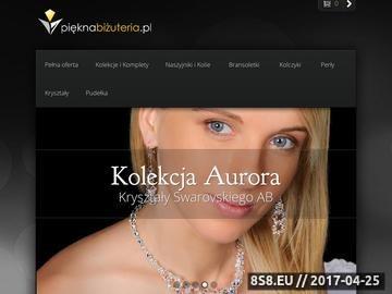 Zrzut strony Piękna Biżuteria - srebro perły kryształy kamienie