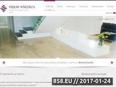 Miniaturka domeny www.pieknewnetrza.eu